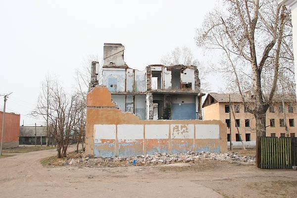Балей умирающий город забайкальского